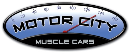 Motor City Muscle Cars Logo