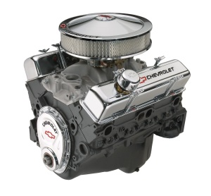 New GM Performance 350 CI Crate Motor Comes Fully Dressed ...