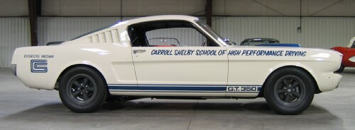 Autotrader Classics Find Of The Day 1965 Shelby Gt350
