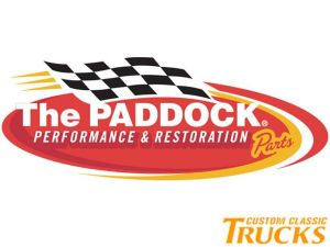 The Paddock Parts Logo