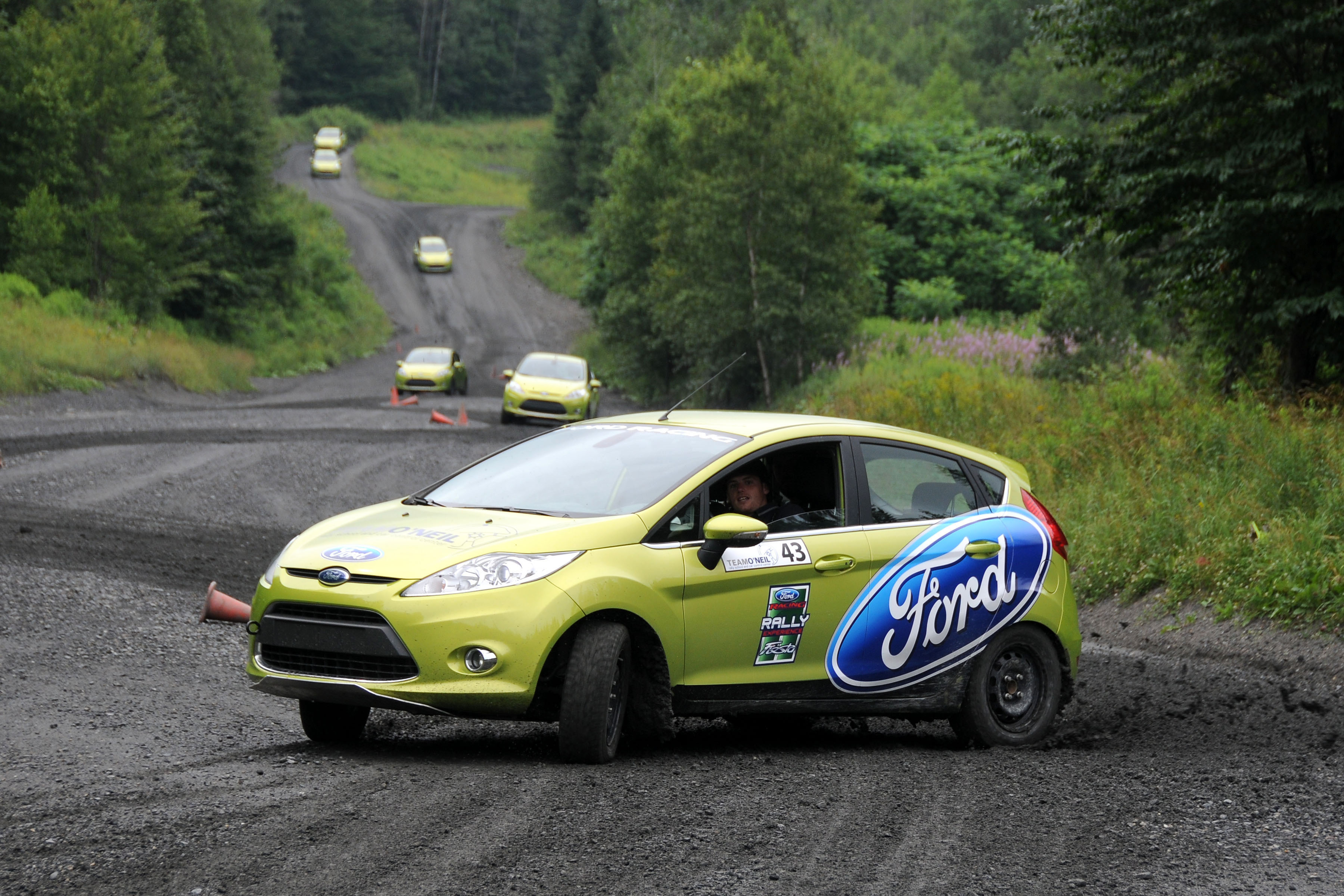 Are You The Next Ken Block Ford Racing Opens Rally School
