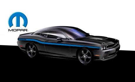 Mopar '10 Challenger.