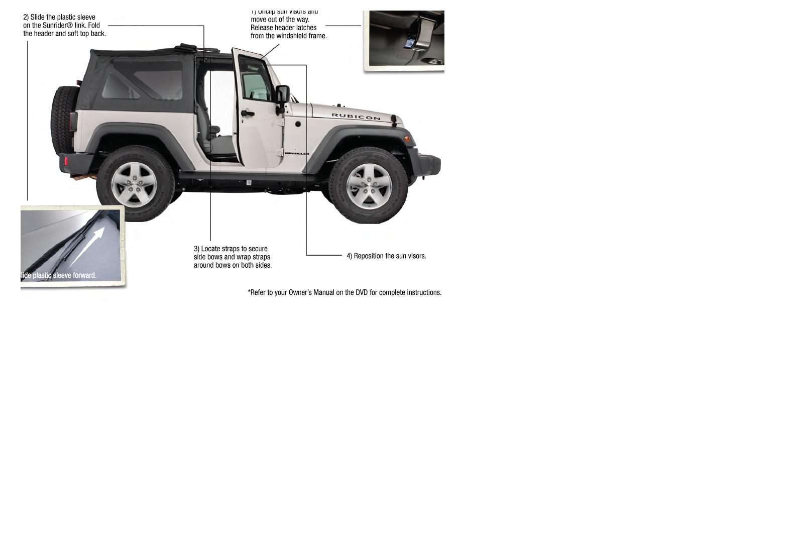 2011 Jeep Wrangler Exterior 2 Door