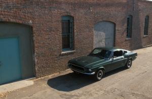 1968 Ford Mustang Bullitt Fastback