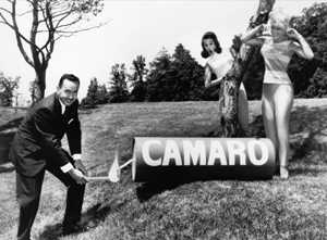 Pete Estes, Camaro Launch, September 29 1966