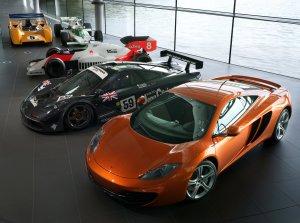 McLaren F1 Family
