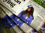 Kate Middleton News Paper Tabloids