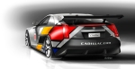 Cadillac CTS-V Coupe Race Car