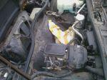 1988 Pontiac Fiero Woodgrain Interior Fan Trunk