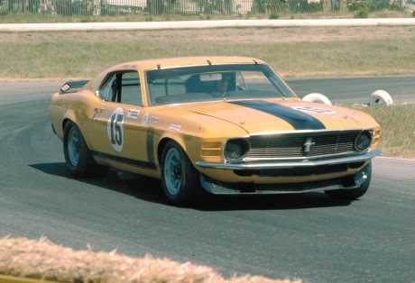 1970 Mustang Boss 302 Bud Moore / Kar Kraft with Parnelli Jones