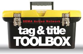 Sema Tag & Title Tool Box