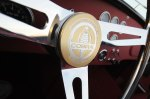 50th Anniversary Shelby Cobra Steering Wheel