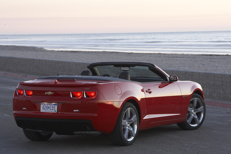 Rick Hendrick Cadillac >> 2011 Chevrolet Camaro Convertible Production Begins at ...