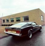 1969 Ford Mustang Boss 302 Kar Kraft Enginerring