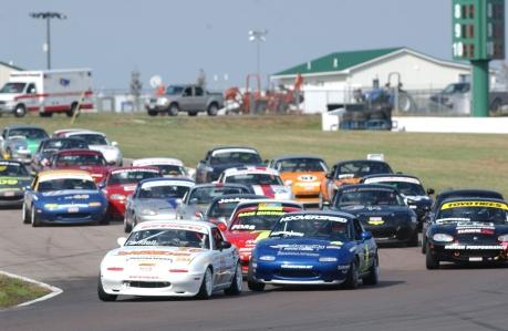 SCCA Mazda Miata Spec Racing Cup