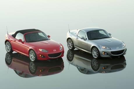 2011 Mazda Miata Mx5
