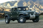 2005 Jeep Gladiator Concept Vehicle