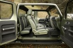 2005 Jeep Gladiator Pickup Truck Concept Interior