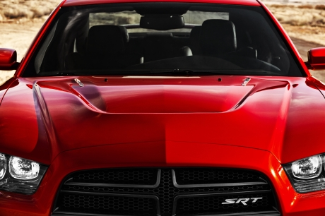 2012 Dodge Charger SRT8 Grille