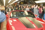 2011 Chevrolet Camaro Convertible Hendrick Motorsports