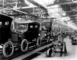 1924 Ford Model T Assembly Line