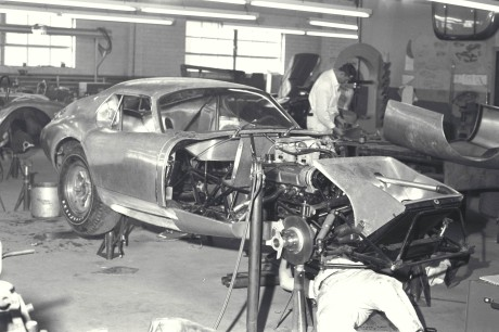 1963 Cobra Daytona Coupe Assembly Shelby America
