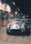 Bob Bondurant 1964 AC Cobra at Sebring