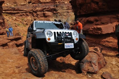Rubicon Express 2007 Jeep Wrangler HEMI powered JK