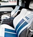 2011 Dodge Challenger SRT8 392 Interior