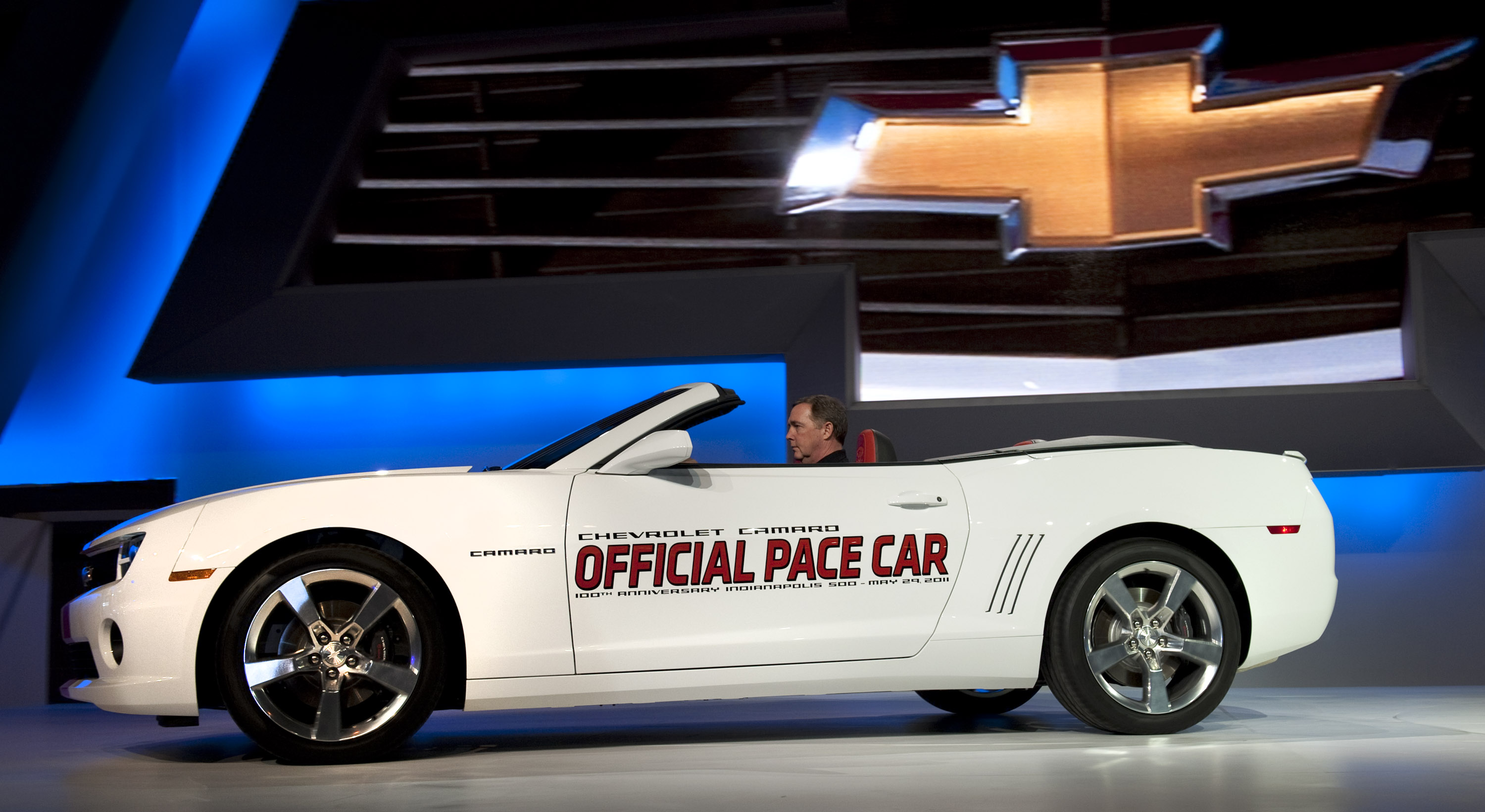 Swell 2011 Chevrolet Camaro Indianapolis 500 Special Edition Pace Car Wiring Digital Resources Dylitashwinbiharinl