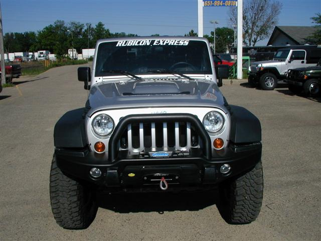 Rubicon express hemi powered jeep wrangler jk unlimited Motor city car sales