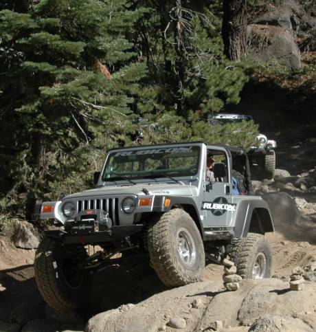 Rubicon Express Closes Jeep Wrangler TJ